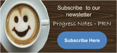 Progress Notes-PRN newsletter